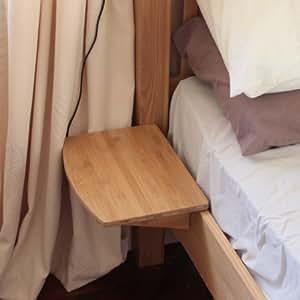 Petit table de nuit en bambou table de chevet tables de - Table de chevet en bambou ...