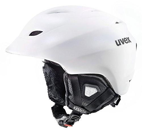 UVEX saga edt. Helmet white mat 2016 Skihelm