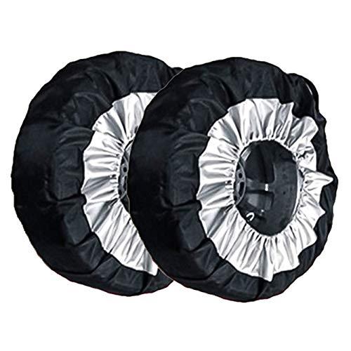 kunmingdahang Funzione 4X Universal 65 * 37cm Auto SUV Wheel Wheel Tyre di scorta di scorta Tote(None 2 B)