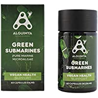 Marine Chorella | Green Submarines - Vegan Health Support