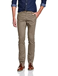 SELECTED HOMME Three Paris Bungee Chino Pants Noos H - Pantalones para hombre