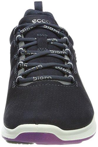 Ecco Damen Biom FJUEL Sneaker Blau (Navy)