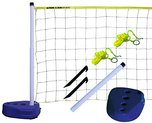 Park & Sun Sports M111200 Kit de Volleyball Aquatique Mixte Adulte, Jaune