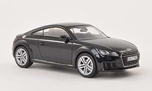 Audi TT (8S), met.-schwarz , 2014, Modellauto, Fertigmodell, Kyosho 1:43
