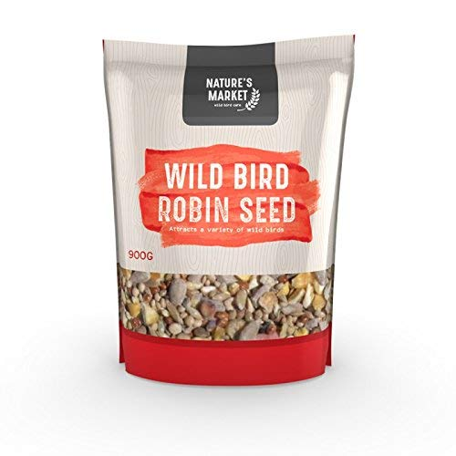 Natures Market King Fisher Robin Feed Sac, 0.9 kg