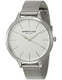Montre KENNETH COLE MADISON en Acier Gris - Femme - 38 mm