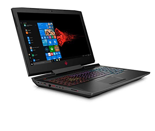 HP OMEN 17-an101na i7 17.3 inch IPS HDD+SSD Black