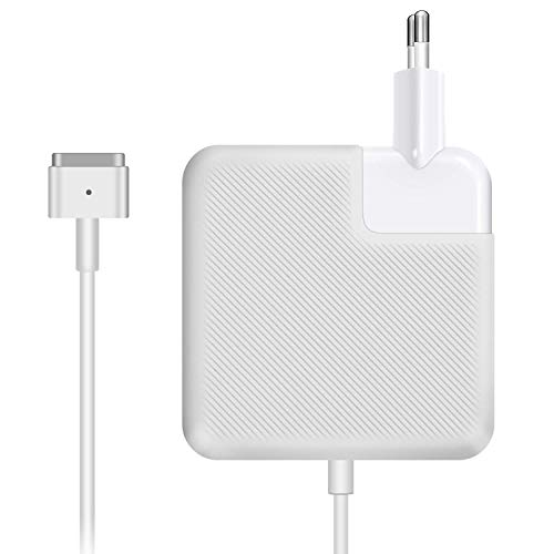 AndMore Cargador Compatible con Macbook Air,  45W Adaptador de Corriente MagSafe 2 para, Cargador MacBook,  MacBook Air 11