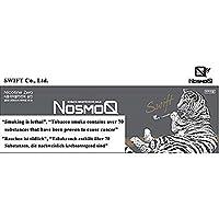 Preisvergleich für [NosmoQ] Herbal Sticks, Kräuterzigaretten, 1 pack (20 Sticks), Hazelnut-Geschmack, Non-Tabak, Kein Nikotin, Keine...