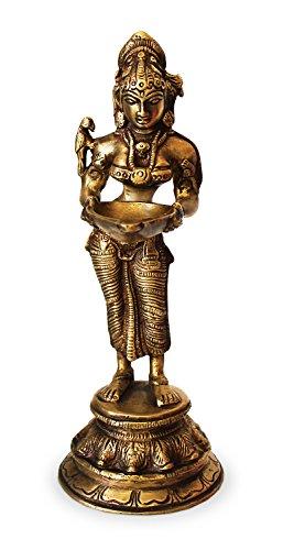 figurine-lakshmi-figurine-debout-statue-en-laiton-massif-hauteur-24cm-hinduistische-desse-pouse-de-v