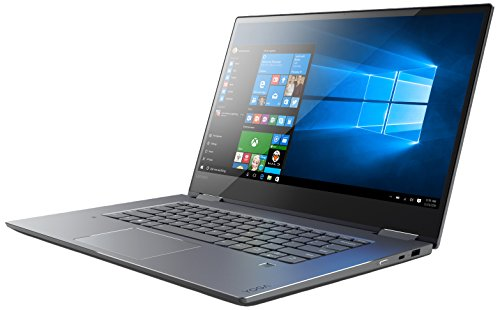 "Lenovo YOGA 720-13IKBR Notebook Convertibile con Display da 13.3"" FullHD IPS TOUCH, Processore Intel Core I5-8250U, RAM 8 GB, 256 GB Pcie SSD, Scheda Grafica Integrata, S.O. W10 Home, Grigio"