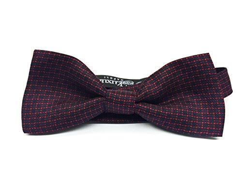 Real Luxury Napoli - Nœud papillon - Homme Multicolore multicolore M