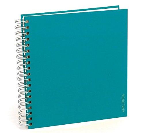Fotoalbum, blau (Scrapbook Viel Papier)