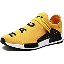 YAYADI Zapatos Hombre Exterior Humano Trainersshoes Jogging Zapatos Fitness Equitación Yoga Transpirable Y Ligera Que Viajan