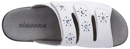 Gevavi Safety 3202 BIGHORN Damen Clogs Weiß (weiss(wit) 01)