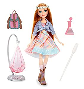 Project Mc Ember's Garden Doll with Experiment