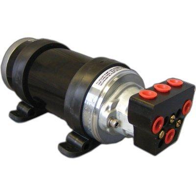 Octopus & IntelliSteer Dist. Piston Pump, 2L/min, 24V, ORB Ports -