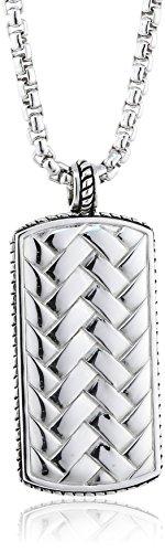 Baldessarini Herren-Halskette 925 Sterlingsilber