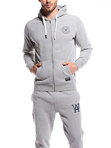 WOLDO Athletic - Maglia sportiva -  uomo Gillies / grau