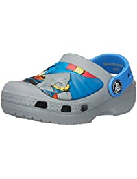 Crocs CC Batman Clog, Sabots Garçon