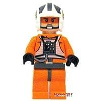 ZEV SENESCA (Rebel Snowspeeder Pilot) - LEGO Star Wars Minifigure