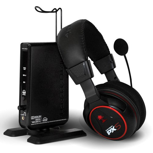 Turtle Beach Ear Force PX5 - [PS3, Xbox 360]