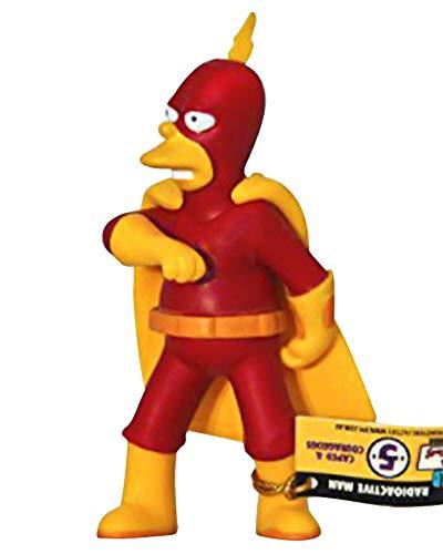 (Figur Radioactive Man Springfield die Simpsons Collector Kunststoff Höhe 9cm)