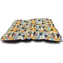 @Margot Cama, colchón, Puff para Perro – Polialgodón Que ayudará AL Ambiente –