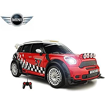 124 mini cooper toy car for kids official licensed bmw mini cooper rc car pl610 electric ready to run mini cooper remote control car with working head