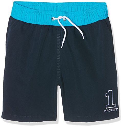 hackett-no-1-volley-y-short-garcon-bleu-navy-595-taille-unique-taille-fabricant-y13