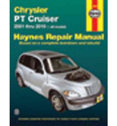 [(Chrysler PT Cruiser Automotive Repair Manual: 2001-2010)] [Author: Robert Maddox] published on (February, 2012) (Cruiser Haynes Pt)