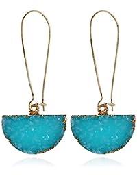 f6820f38ec82 Amazon.es  resina joyas - Pendientes   Mujer  Joyería
