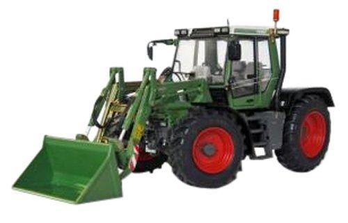 Weise Toys Fendt Xylon 522 avec Pelleteuse (1994-2004)