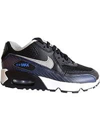 Nike - Air Max 90 Print ME - 833486002 - Color: Azul marino-Negro - Size: 36.5