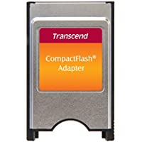 Transcend CompactFlash (CF2) auf PCMCIA Adapter