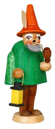 Un'altezza di verde di Elf della figurina dell'armadietto di esposizione di 9.5 montagne del minerale metallifero di Natale di Seiffen della scatola della regolazione di cm NUOVE