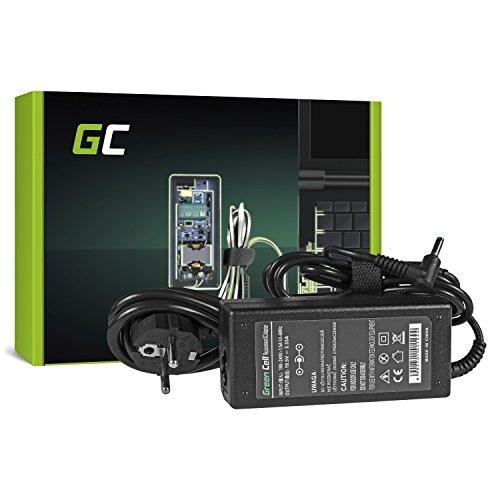 Green Cell Netzteil für HP Elite x2 1011 G1/HP Elite x2 1012 G1/HP EliteBook 1030 G1 1040 G2 G3/HP EliteBook Revolve 810 G3 Laptop Ladegerät inkl. Stromkabel (19.5V 3.33A 65W) - Elite-netzteil