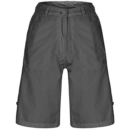 Regatta Ladies Sailway Outdoor Summer Shorts RWJ128 Navy Parchment