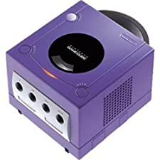 Nintendo GameCube Console (Purple)