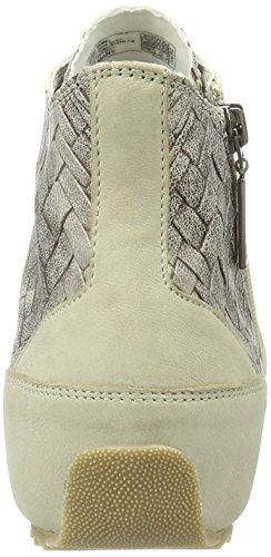 Gerry Weber Shoes G32502 85, Stivali Corti Donna Multicolore (Oliv-Kombi)