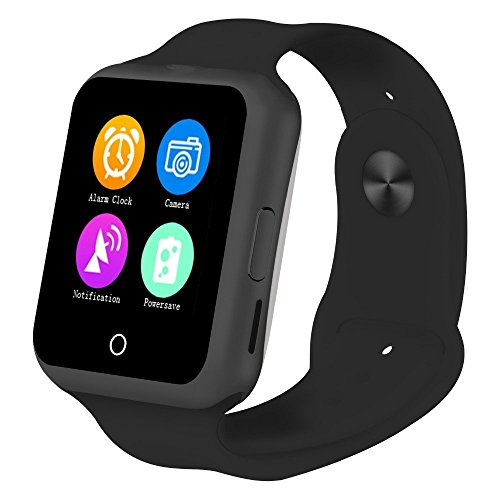 OPTA SW-012 Bluetooth Smart Watch with heart rate sensor Phone Touch Screen Multilanguage Android/IOS Mobile Phone Wrist Watch Phone with activity trackers and fitness band features compatible with Samsung IPhone HTC Moto Intex Vivo Mi One Plus and many others! Launch Offer!!Phone Touch Screen Multilanguage Android/IOS Mobile Phone Wrist Watch Phone Mate compatible with Samsung IPhone HTC Intex Vivo Mi One Plus and many others! Launch Offer!!