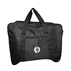 Paramsai Black Big Multipurpose Bag