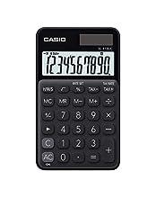 Casio SL-310UC-BK Calcolatrice Tascabile, Nero