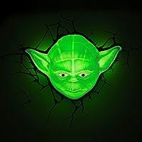 3d Star Wars Yoda Light