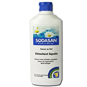 Sodasan - Sodasan Détachant liquide au fiel 500ml