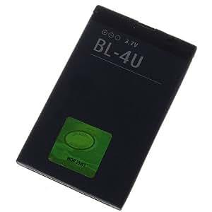 BL-4U Batterie compatible Li-ion 1000mAh 3.7V pour Nokia