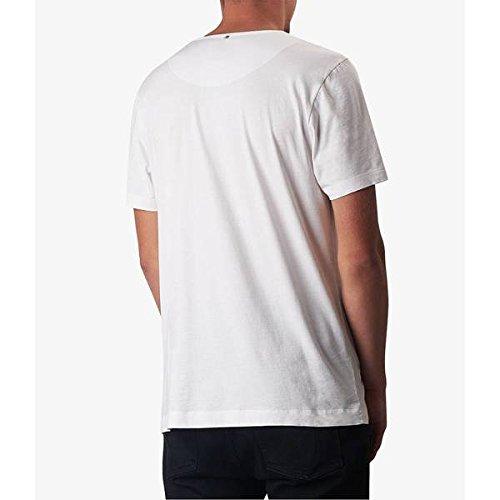 Pretty Green Herren T-Shirt Weiß