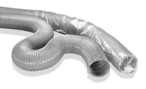 Preisvergleich Produktbild Norres leichter Gebläseschlauch, Durchmesser 40 mm, 5 m, 31000400000-0000000500