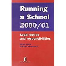 Running a School 2000