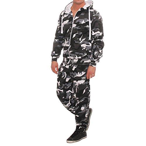 Finchman 79H1 Finchsuit 1 Herren Jogging Anzug Trainingsanzug Urban Gr. L
